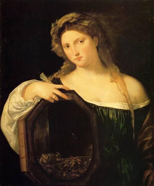 Profane Love or Vanity 1514 15